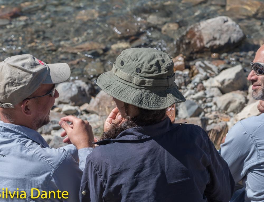 10 años de servicio en el Parque Nacional Los Alerces